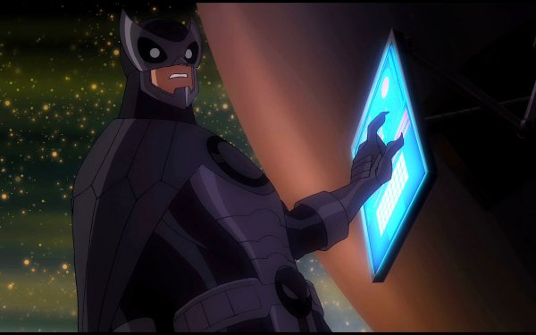 Movie Justice League: Crisis On Two Earths Justice League Owlman HD Wallpaper   Background Image