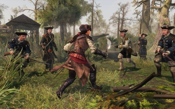 Video Game Assassin's Creed III: Liberation Assassin's Creed HD Wallpaper | Background Image