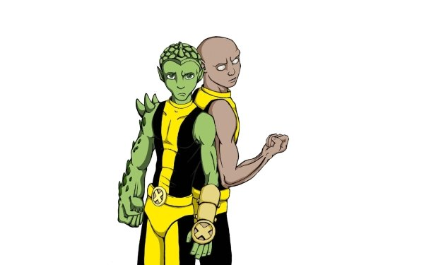 Comics X-Men Anole HD Wallpaper | Background Image