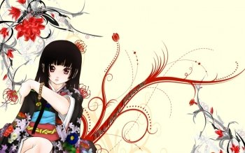 Anime - Jigoku Shojo Wallpapers and Backgrounds ID : 478028