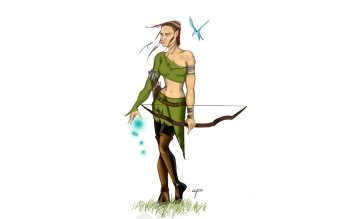 Fantasy - Archer Wallpapers and Backgrounds ID : 478268