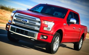 Fordon - 2015 Ford F-150 Wallpapers and Backgrounds ID : 478719
