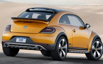 Vehicles - 2014 Volkswagen Beetle Dune Concept Wallpapers and Backgrounds ID : 478816