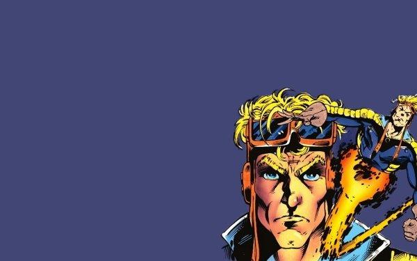 Comics X-Men Cannonball HD Wallpaper   Background Image