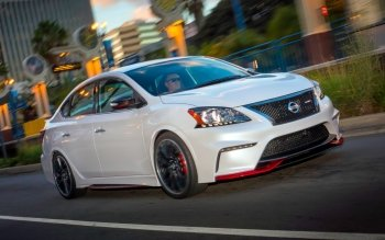 Fahrzeuge - Nissan Sentra Nismo Concept Wallpapers and Backgrounds ID : 479321