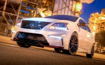 Voertuigen - Nissan Sentra Nismo Concept Wallpapers and Backgrounds ID : 479327