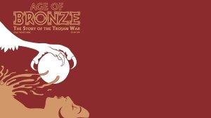 Preview Comics - Age Of Bronze Art