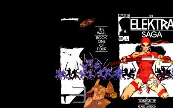 Comics - The Elektra Saga Wallpapers and Backgrounds ID : 480104