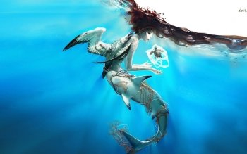 Fantasy - Mermaid Wallpapers and Backgrounds ID : 480332