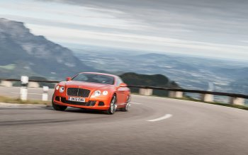 Vehicles - 2013 Bentley Continental GT Speed Wallpapers and Backgrounds ID : 481107