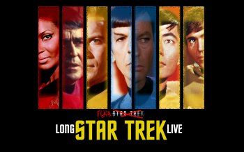 Televisieprogramma - Star Trek Wallpapers and Backgrounds