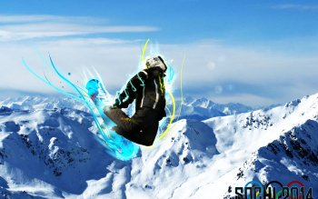 Deporte - Winter Olympics Wallpapers and Backgrounds ID : 481538