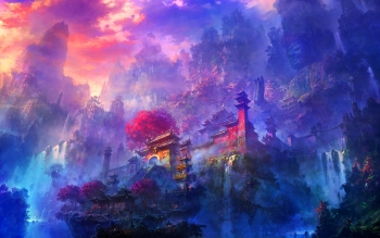 Género Fantástico - Oriental Wallpapers and Backgrounds ID : 481642