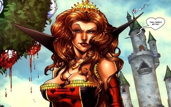 Comics - Grimm Fairy Tales: Wonderland Wallpapers and Backgrounds ID : 481828