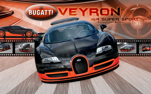 Vehicles Bugatti Veyron Bugatti Sport Car HD Wallpaper | Background Image