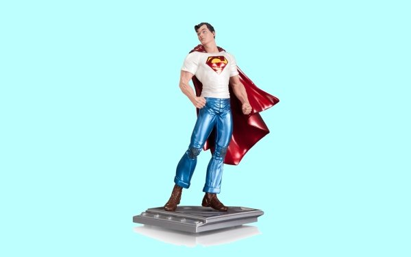 Comics Superboy Figurine HD Wallpaper | Background Image