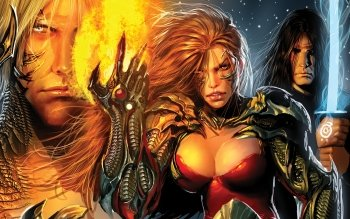 Comics - Witchblade Wallpapers and Backgrounds ID : 482883