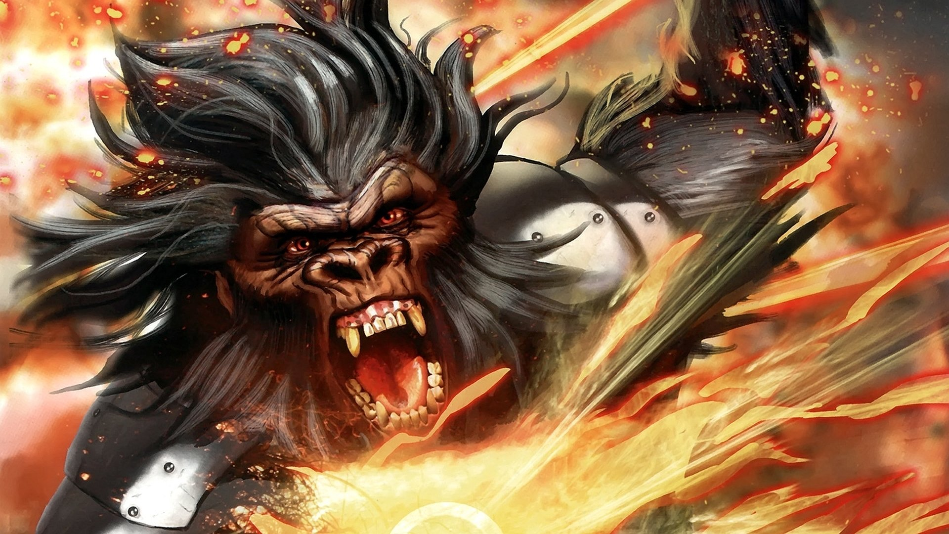 Planet Of The Apes Wallpaper: Planet Of The Apes HD Wallpaper