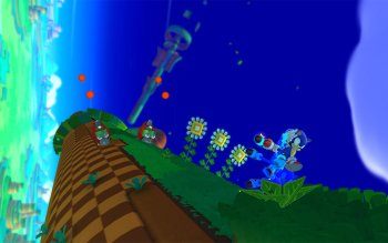 Video Game - Sonic Lost World Wallpapers and Backgrounds ID : 483025
