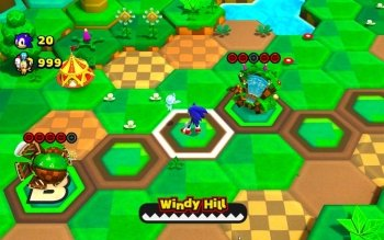 Video Game - Sonic Lost World Wallpapers and Backgrounds ID : 483036