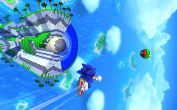 Video Game - Sonic Lost World Wallpapers and Backgrounds ID : 483046