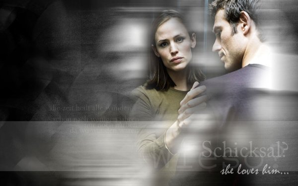 TV Show Alias Jennifer Garner HD Wallpaper | Background Image