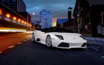 Vehicles - Lamborghini Murcielago Wallpapers and Backgrounds ID : 484045