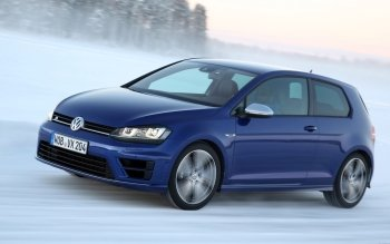 Vehicles - Volkswagen Golf R Wallpapers and Backgrounds ID : 484058