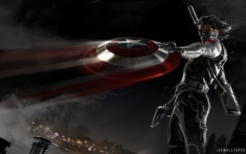 Movie - Captain America: The Winter Soldier Wallpapers and Backgrounds ID : 484781