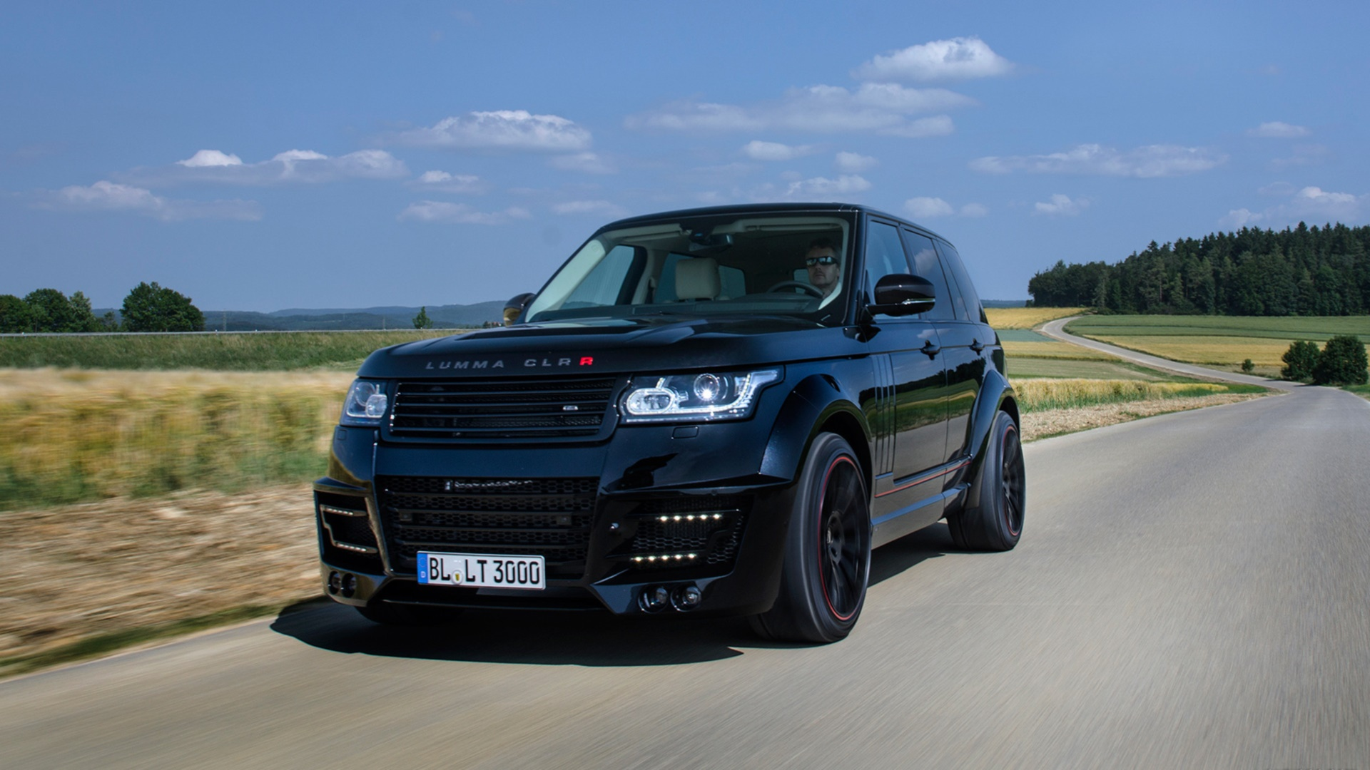 lumma range rover clr r full hd wallpaper and background. Black Bedroom Furniture Sets. Home Design Ideas