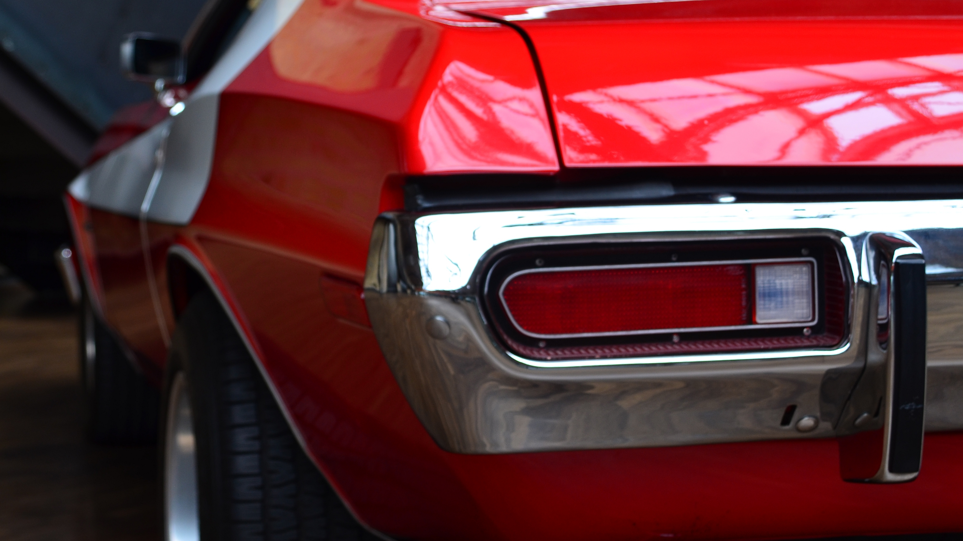 Ford Gran Torino Fondo De Pantalla Hd Fondo De Escritorio