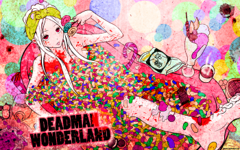 Anime - Deadman Wonderland Wallpapers and Backgrounds ID : 485439