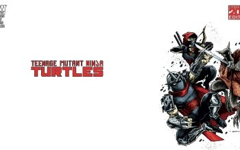 Comics - Tmnt Wallpapers and Backgrounds ID : 485971