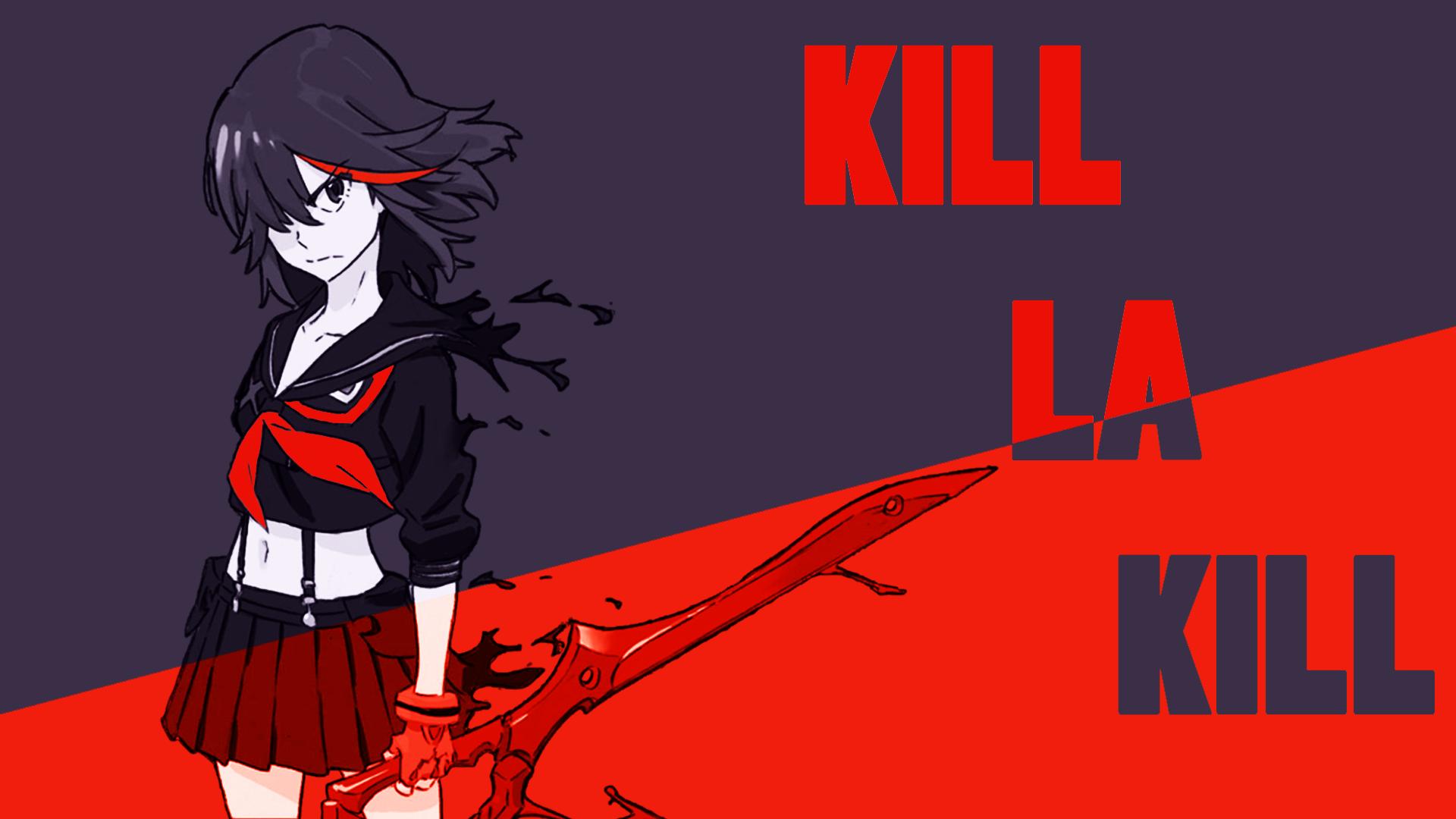 Kill La Kill Computer Wallpapers, Desktop Backgrounds ...