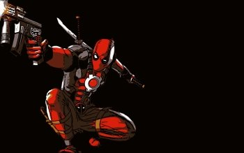 Comics - Deadpool Wallpapers and Backgrounds ID : 486041