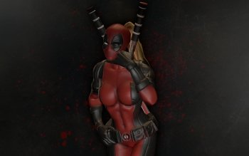 Comics - Deadpool Wallpapers and Backgrounds ID : 486047
