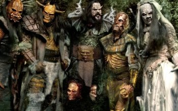 Music - Lordi Wallpapers and Backgrounds ID : 486426