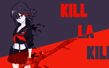 Anime - Kill La Kill Wallpapers and Backgrounds ID : 486444