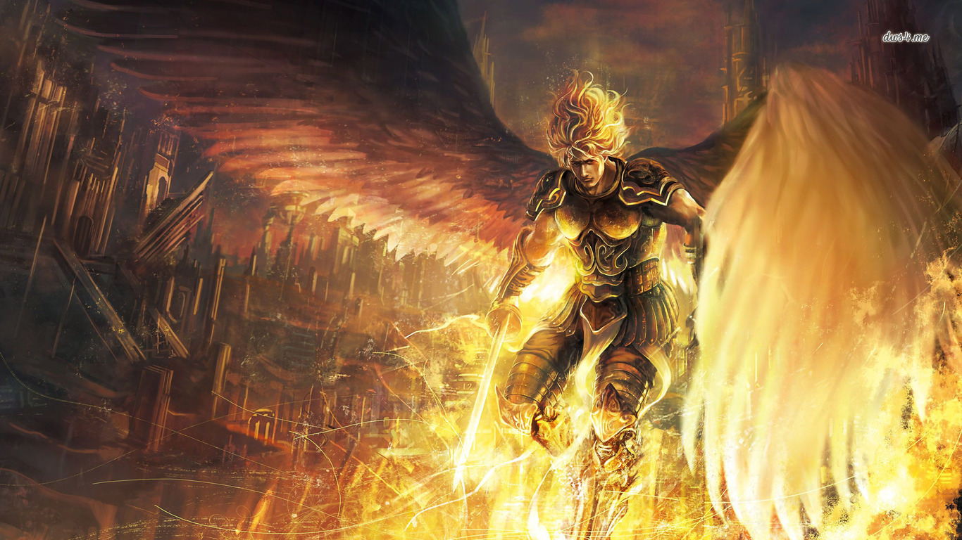 other wallpaper angel warrior - photo #25