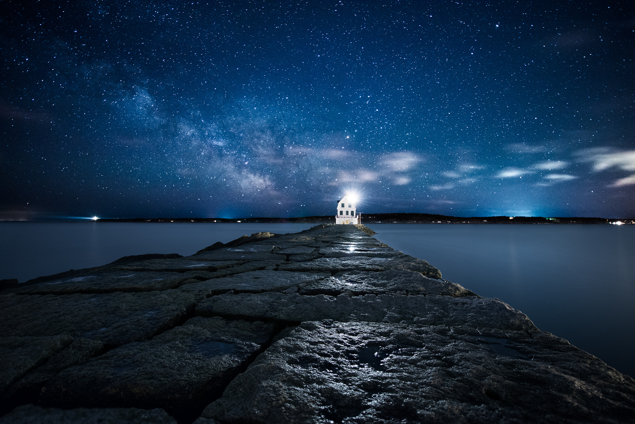 Lighthouse HD Wallpaper | Background Image | 2048x1369 ...