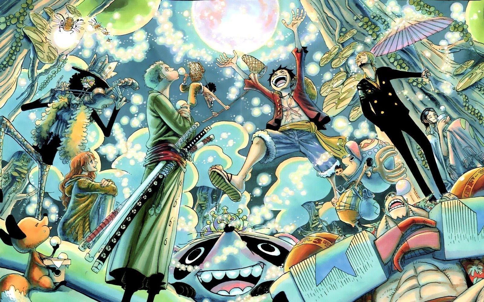 One Piece Fonds d'&#23...