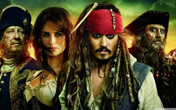 Movie - Pirates Of The Caribbean: On Stranger Tides Wallpapers and Backgrounds ID : 487109