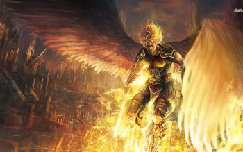 Fantasy - Angel Warrior Wallpapers and Backgrounds ID : 487355