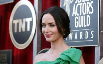 Celebrity - Emily Blunt Wallpapers and Backgrounds ID : 487632