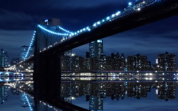 Man Made - Manhattan Bridge Wallpapers and Backgrounds ID : 487797