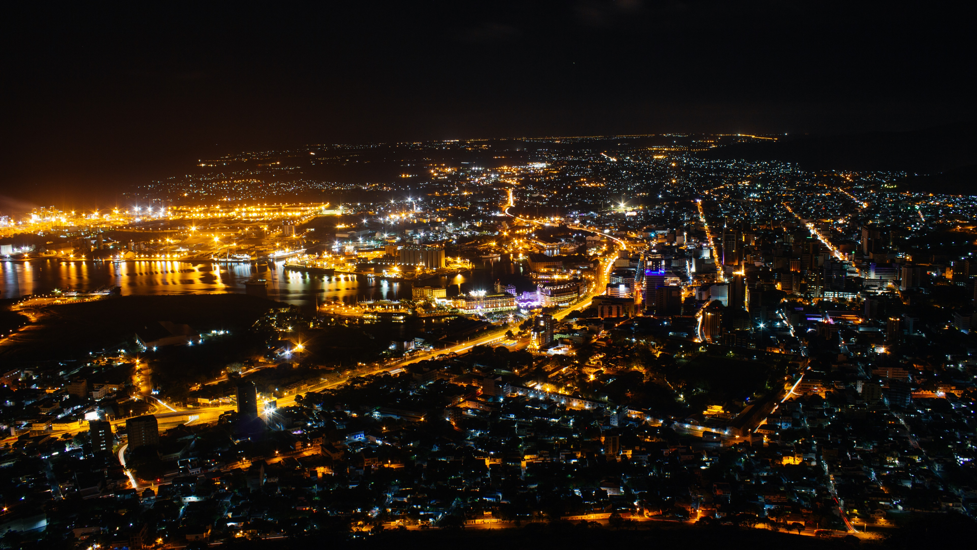 Port Louis 4k Ultra HD Wallpaper And Background Image