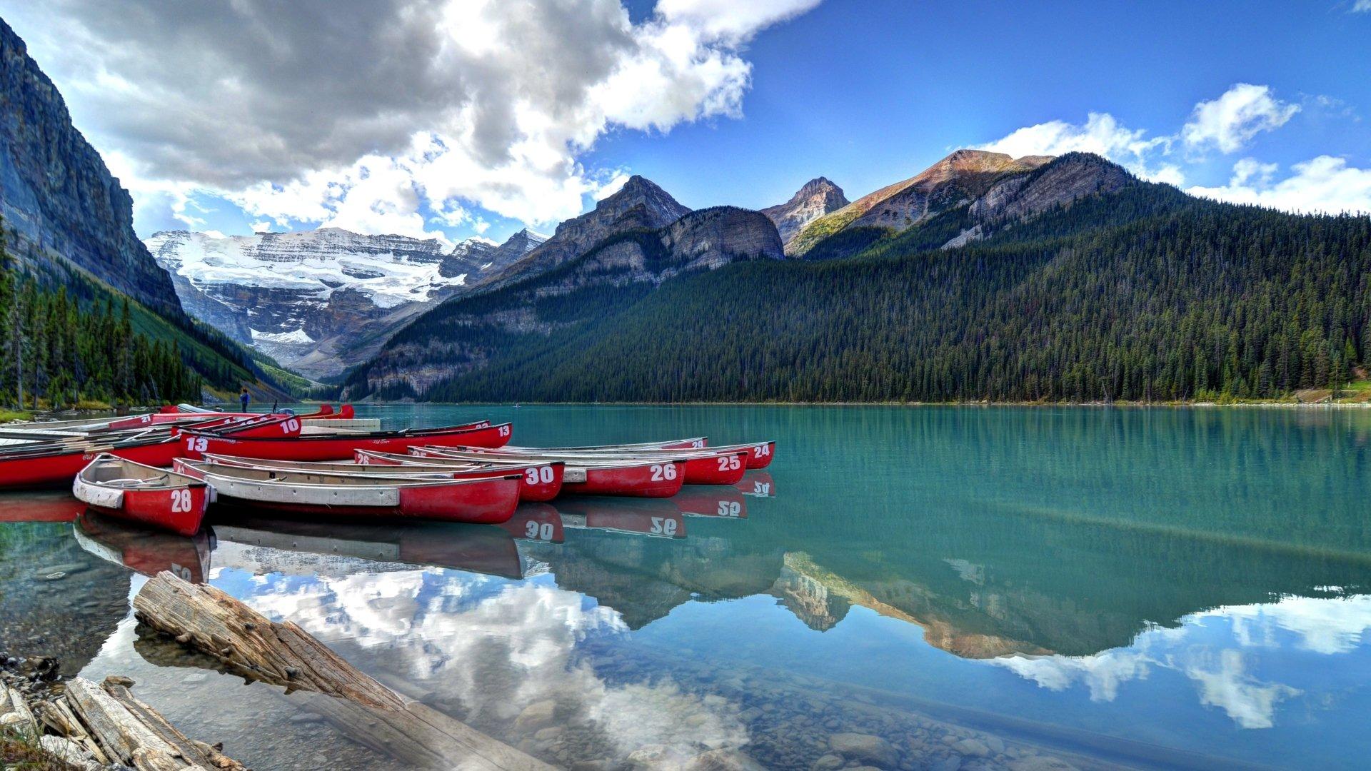 13 Lake Louise HD Wallpapers