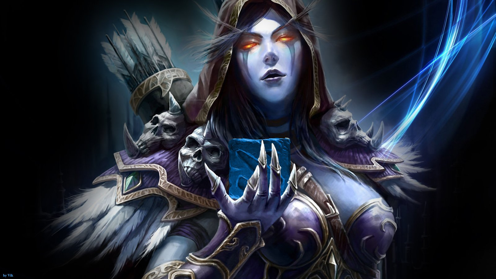 Video Game - World Of Warcraft  Sylvanas Windrunner Wallpaper