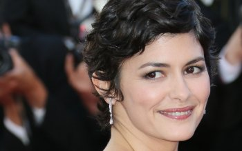 Celebrity - Audrey Tautou Wallpapers and Backgrounds ID : 488337