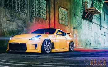 78 Nissan 370z Hd Wallpapers Background Images Wallpaper